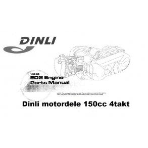 DINLI MOTORDELE 150cc